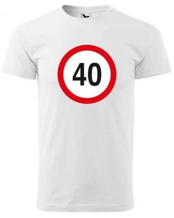 40. Születésnap póló